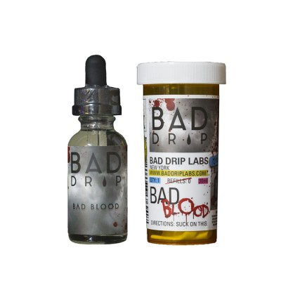 Жидкость Bad Drip Bad blood 15 ml